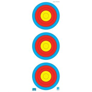 Мишень для стрельбы на 18 метров